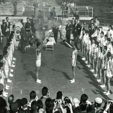 東京オリンピックと家族の想い