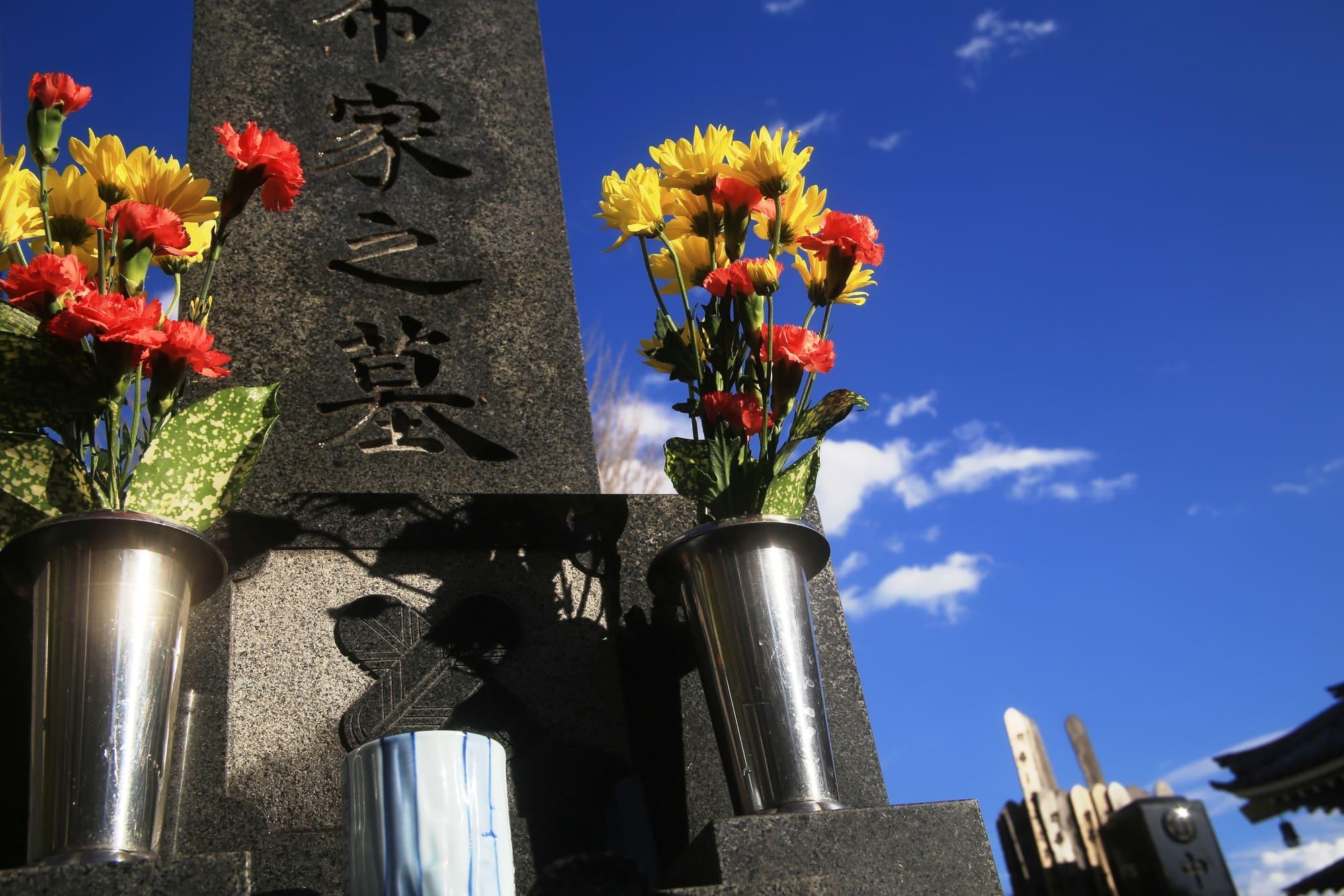 お墓や永代供養に関すること